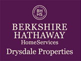 Berkshire hathaway home services drysdale properties logo