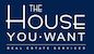 Thehouseyouwant   blue background