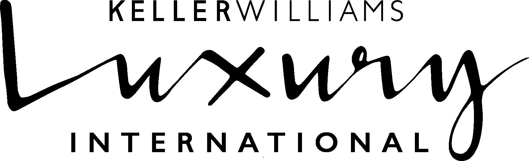 Kw luxuryinternational logo black
