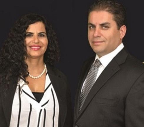 Adam and Anisa Barakzai