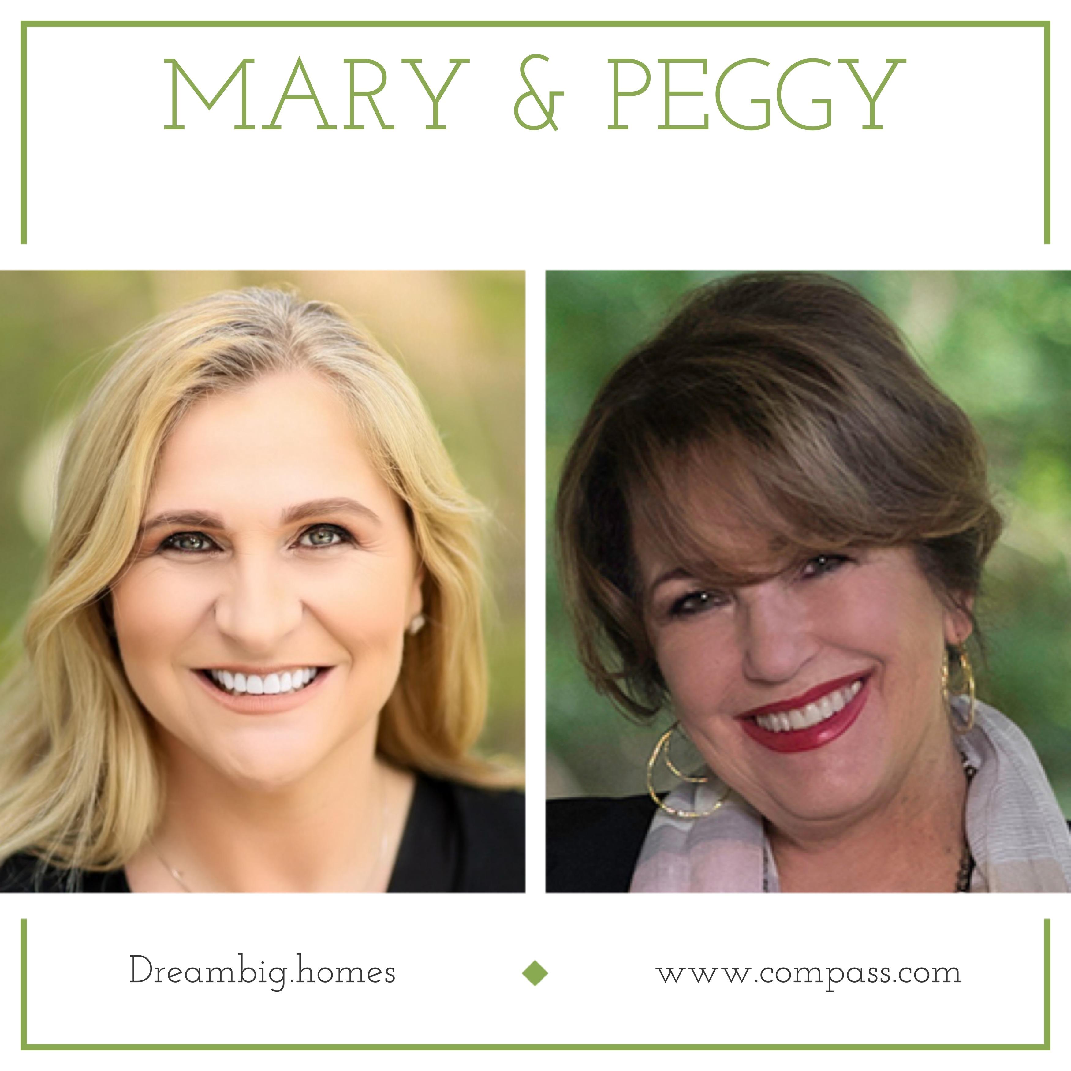 Peggy & Mary